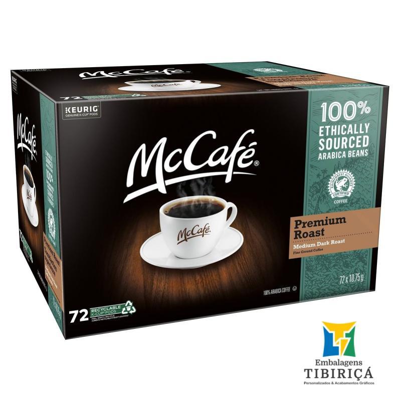 Caixa para café