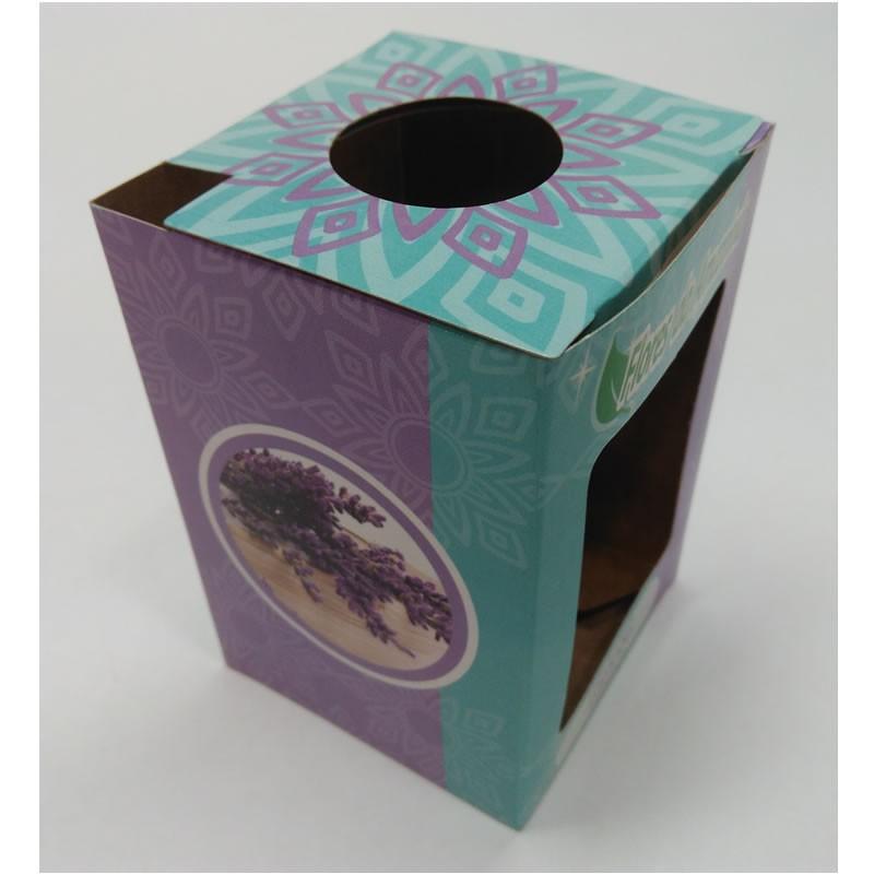 Caixa de papel personalizada