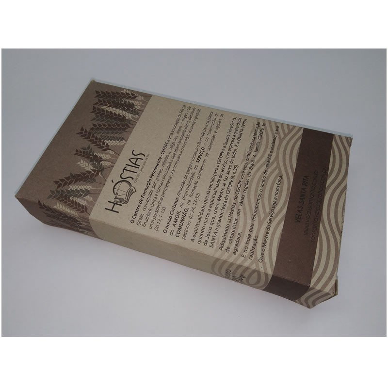 Caixas de papel cartão personalizadas