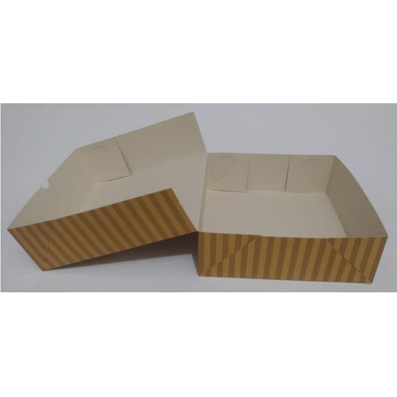 Caixas personalizadas para doces finos