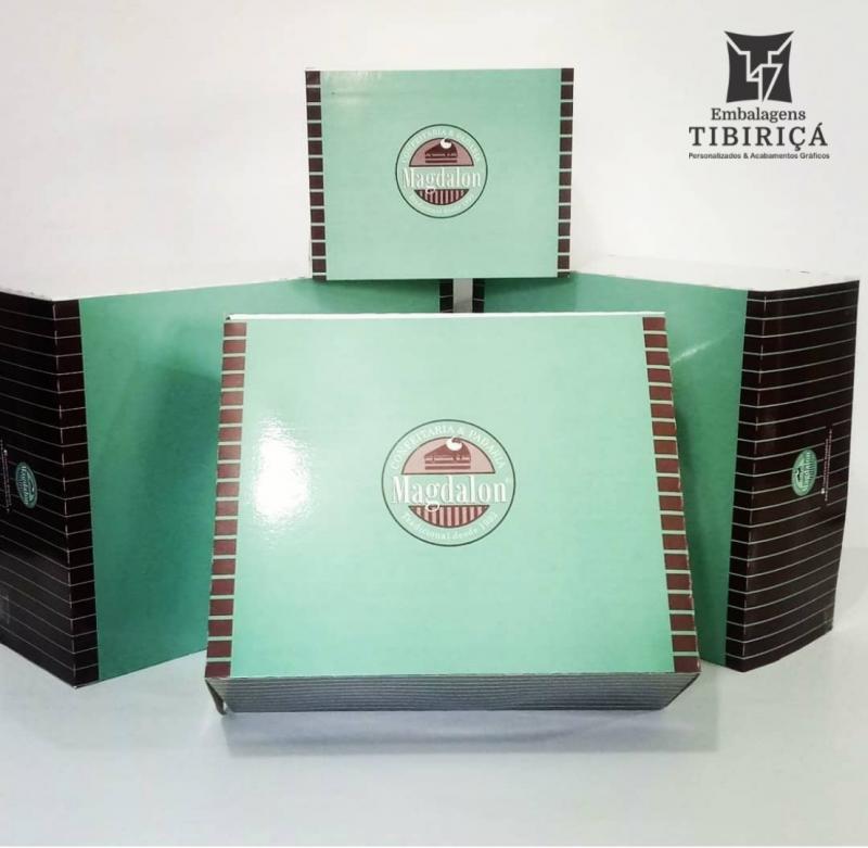 Fabrica de caixa personalizada