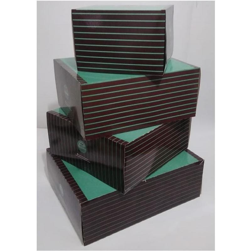 Fábrica de embalagens de papel personalizadas