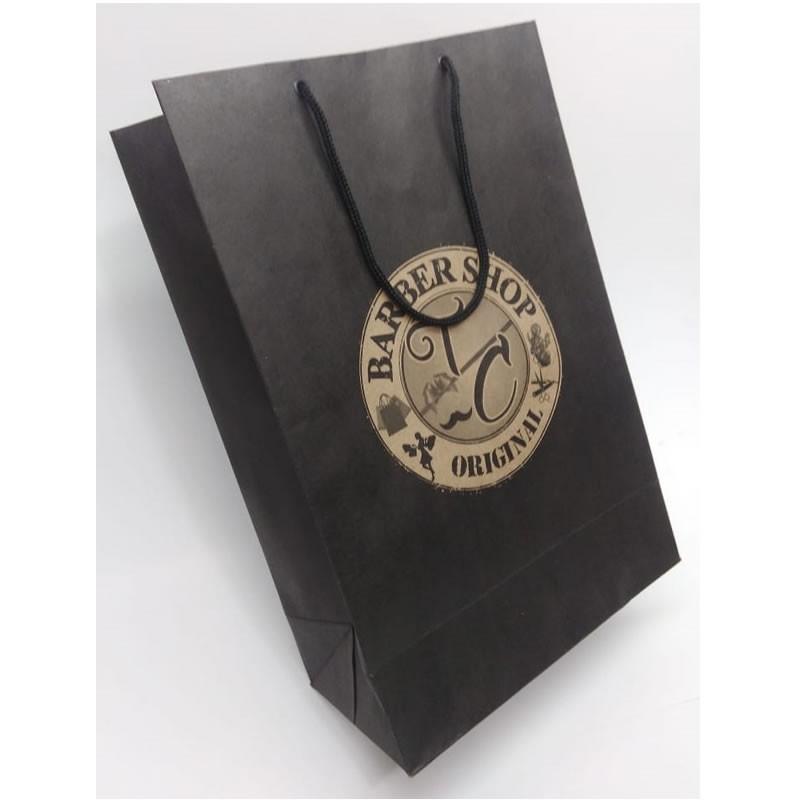 Sacolas de papel kraft personalizada comprar